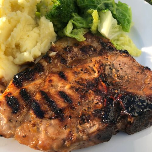 british-rose-veal-escalope-with-mash-and-spring-greens