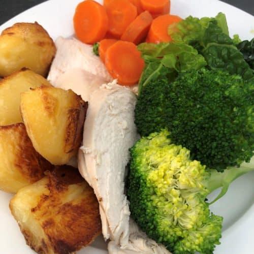 roast-pork-with-apple-sauce-and-seasonal-veggies