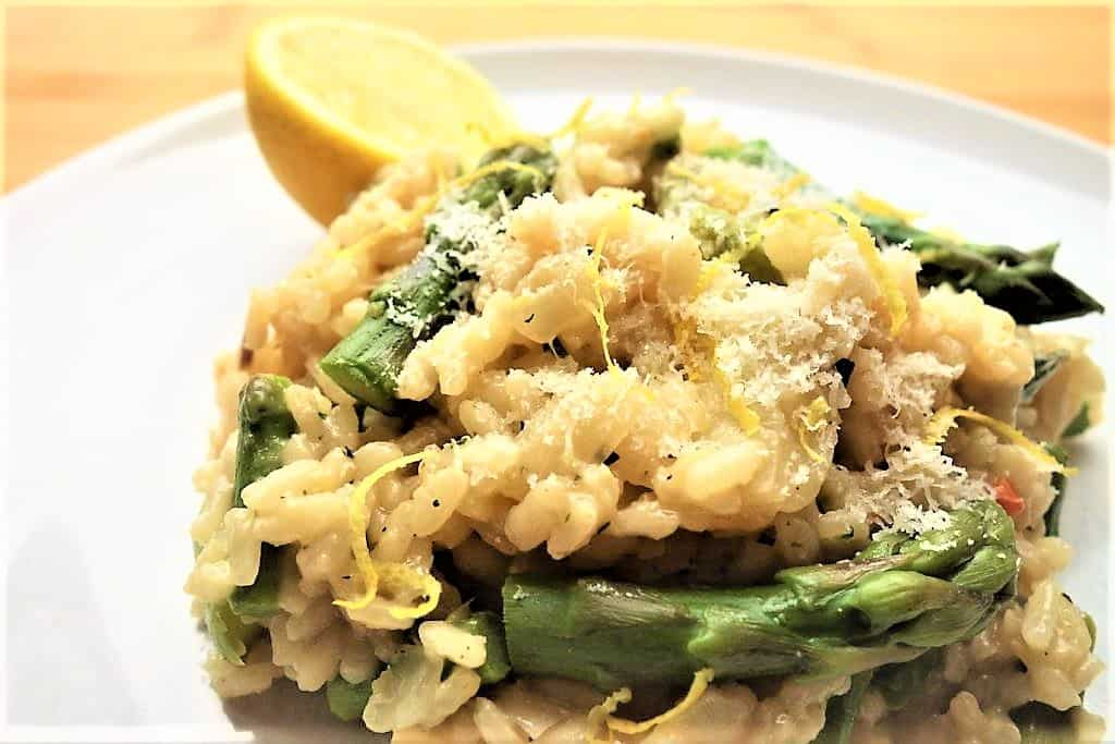 asparagus-risotto-with-mint-and-lemon