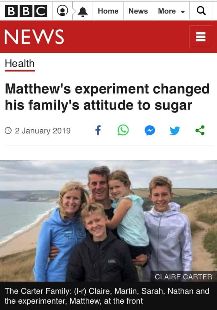 bbc-news-sugar-experiment-family-picture