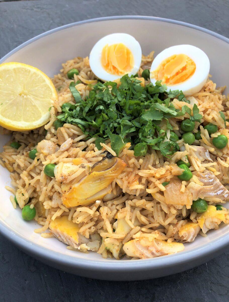kedgeree-boiled-egg-rice-haddock-curry